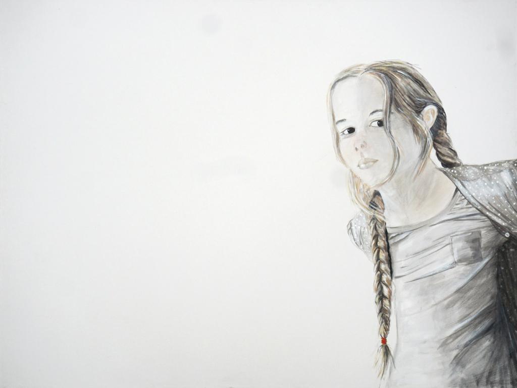 Foto des Gemäldes »Der Besuch«